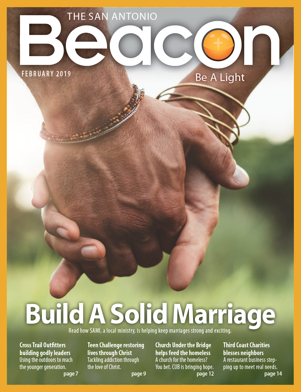 February issue of the Beacon