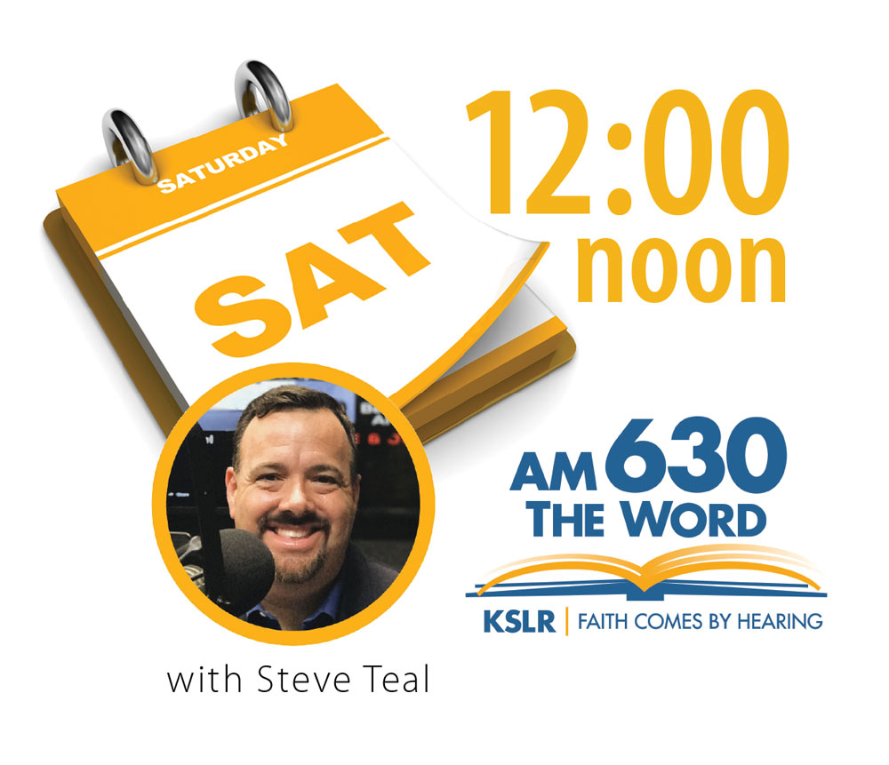Beacon Radio with Steve Teal at Noon Saturdays