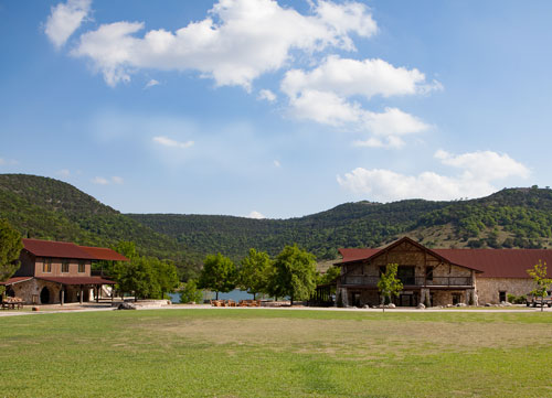 Young Life purchased Camp Lonehollow, located in the Hill Country