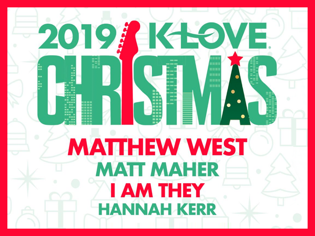 Klove Christmas.K Love Christmas Tour United States Texas San Antonio