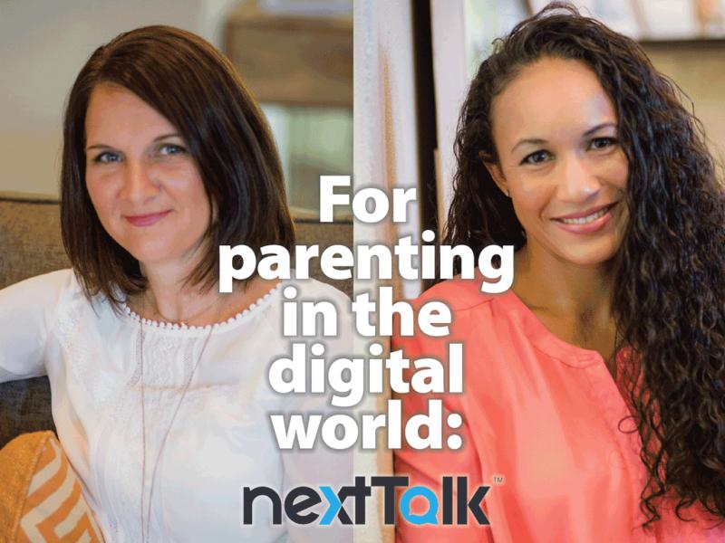 For parenting in the digital world: nextTalk