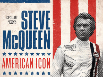 'Steve McQueen: American Icon': A Little-Known Story of Redemption Hits Movie Theaters Nationwide.