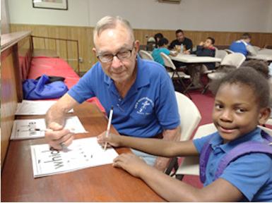 Local Missionaries Impact Eastside Community.