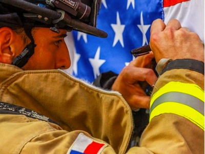 Fallen 911 First Responders Memorialized in Anniversary Tower Climb
