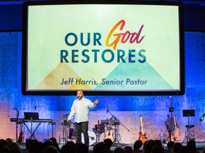 Grace Point Church – A Phoenix Risen from the Ashes