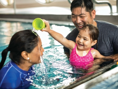 More than a gym membership. YMCA keeps up with the times, kids' needs
