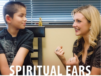 Local ministry brings Word of God to the deaf