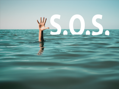 S.O.S. by Lisa Burkhardt Worley